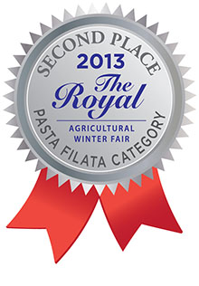2013 Second Place Winner