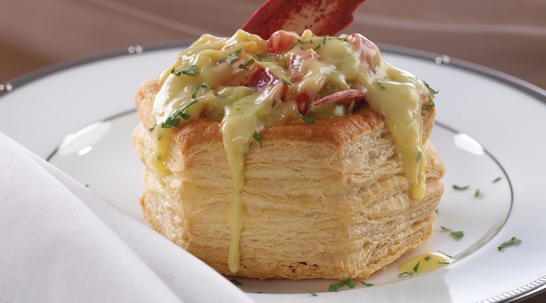 Lobster Newburg With Cheese | Lobster House