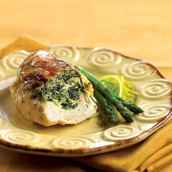 Baked Chicken Breasts Stuffed With Sage-Pecan Pesto And Feta Recipes ...